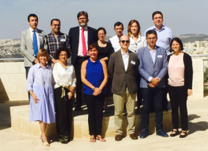 delegacion Israel